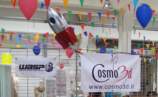 Cosmo3d Take-off